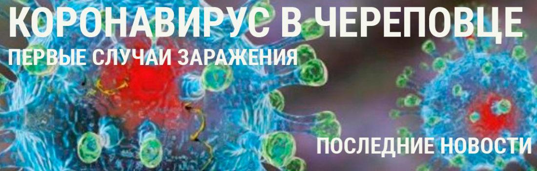 Коронавирус в Череповце: первые случаи заражения
