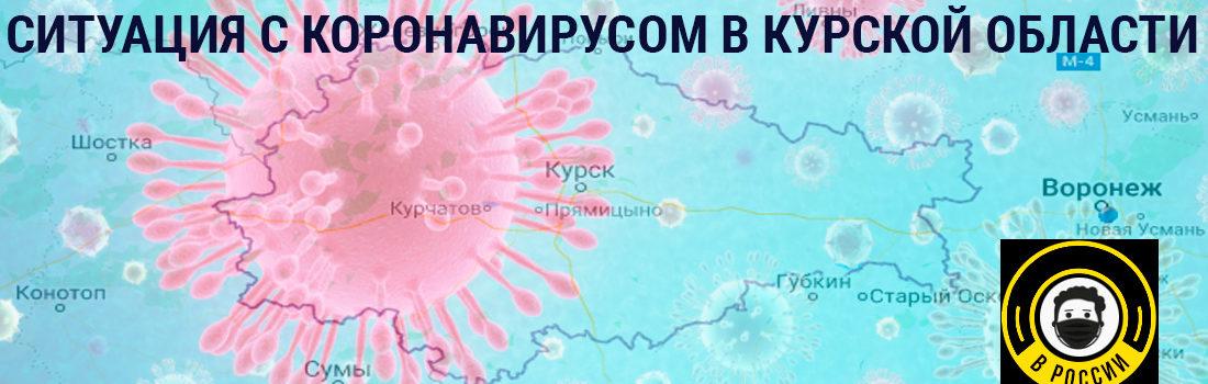 Курская область: первый случай заражения короновирусом