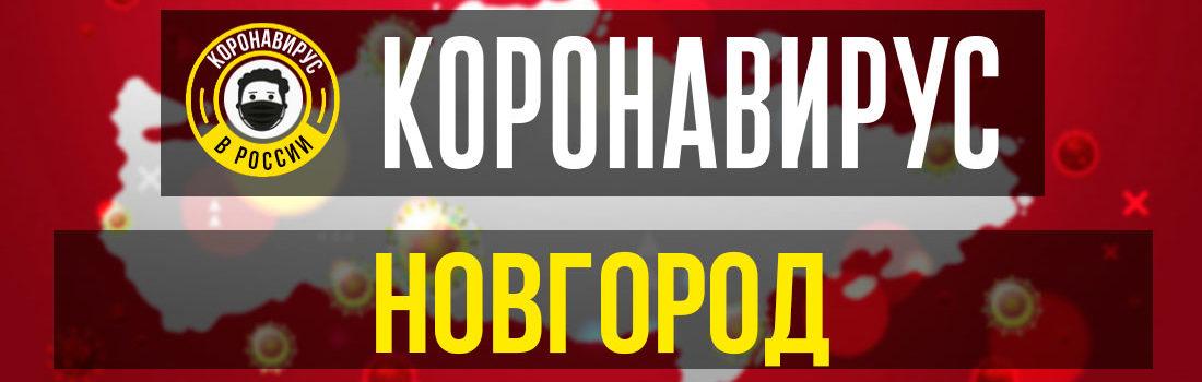 Новгород заболевшие коронавирусом: сколько зараженных в Новгороде