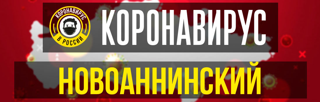 Новоаннинский заболевшие коронавирусом: сколько зараженных в Новоаннинском
