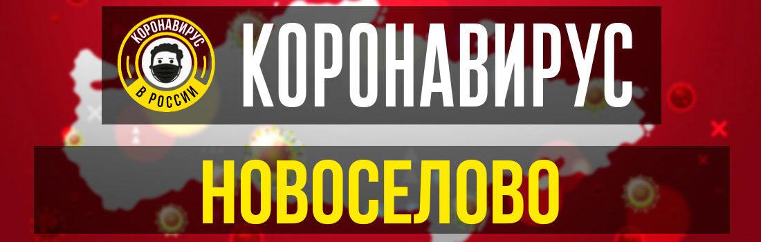 Новоселово заболевшие коронавирусом: сколько зараженных в Новоселово