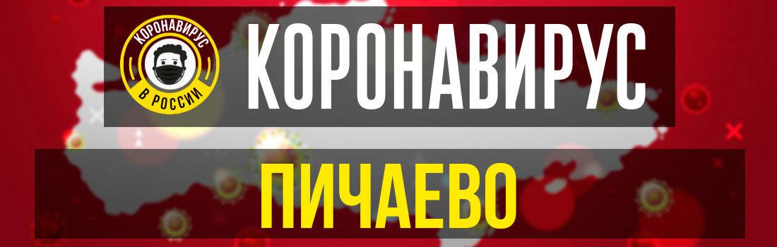 Пичаево заболевшие коронавирусом: сколько зараженных в Пичаево