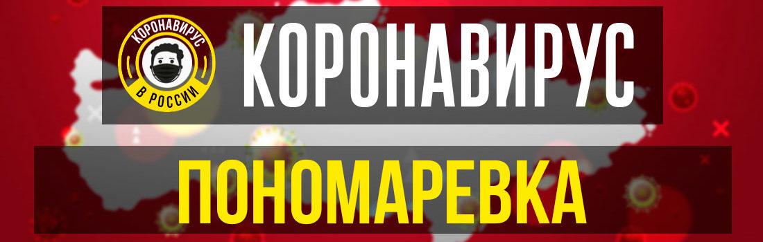 Пономаревка заболевшие коронавирусом: сколько зараженных в Пономаревке