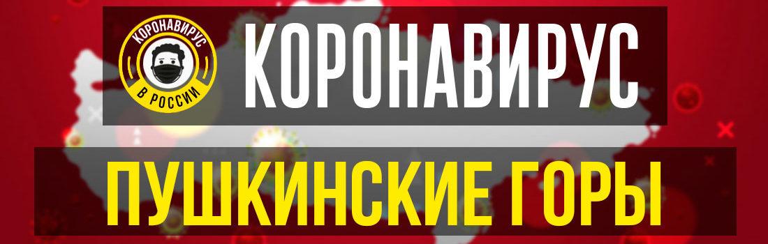 Пушкинские Горы заболевшие коронавирусом: сколько зараженных в Пушкинских Горах