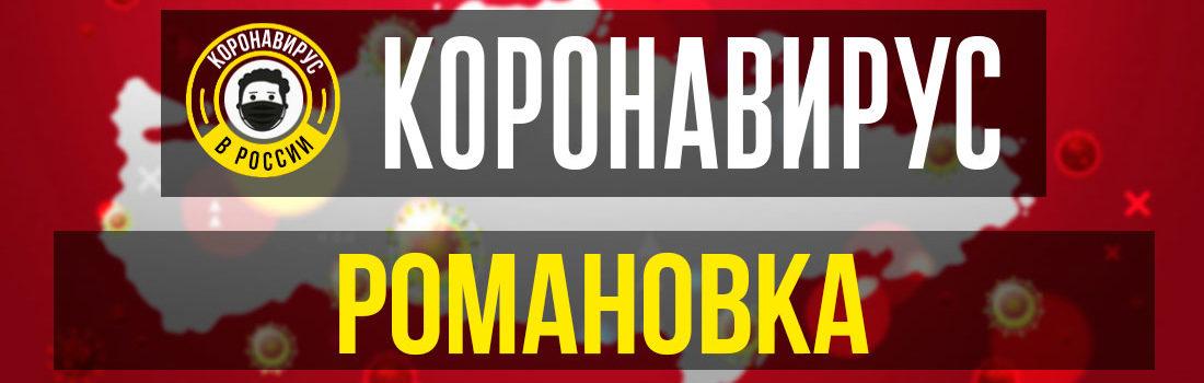 Романовка заболевшие коронавирусом: сколько зараженных в Романовке
