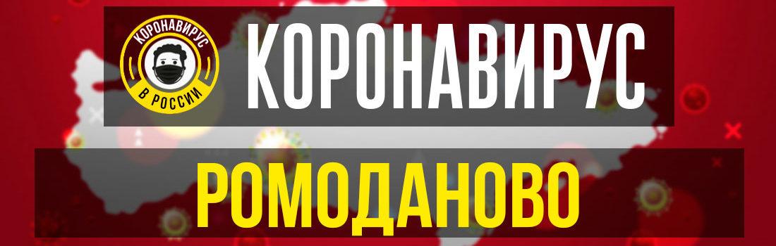 Ромоданово заболевшие коронавирусом: сколько зараженных в Ромоданово
