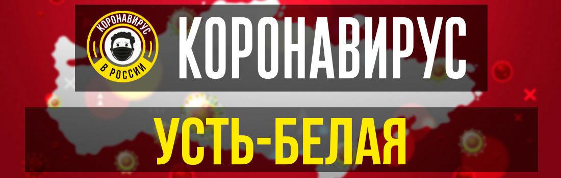 Усть-Белая заболевшие коронавирусом: сколько зараженных в Усть-Белой