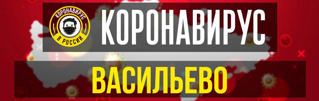 Васильево заболевшие коронавирусом: сколько зараженных в Васильево