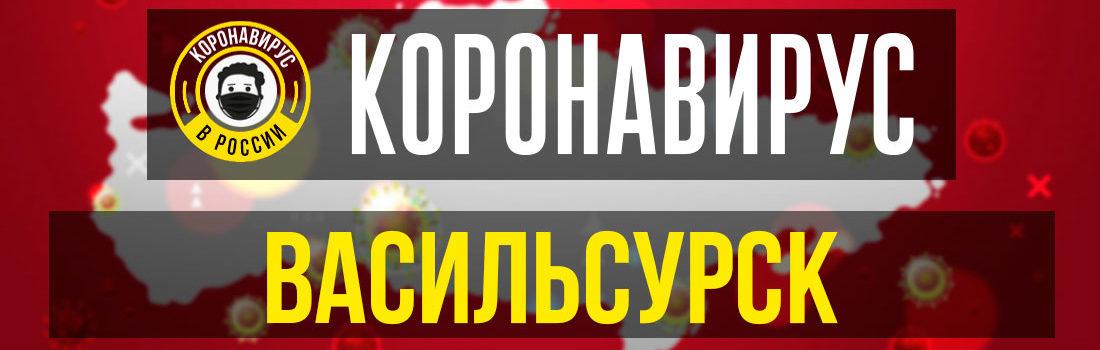 Васильсурск заболевшие коронавирусом: сколько зараженных в Васильсурске