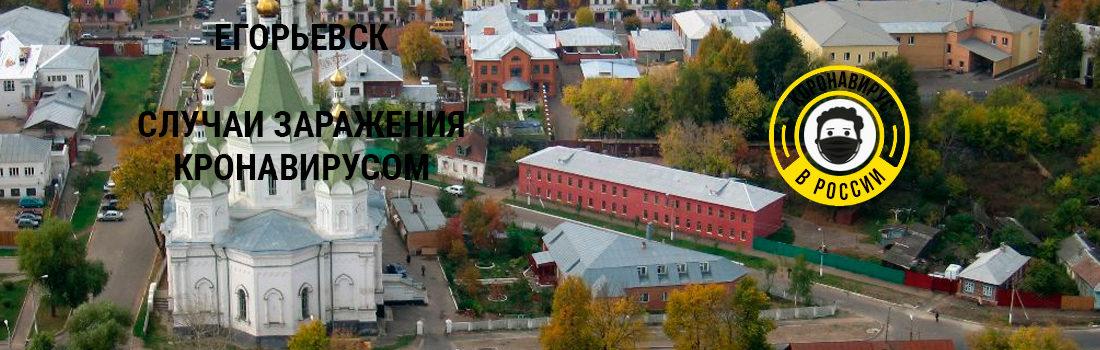Коронавирус в Егорьевске: последние новости